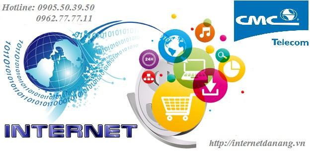 Internet CMC quang hóa toàn thành phố