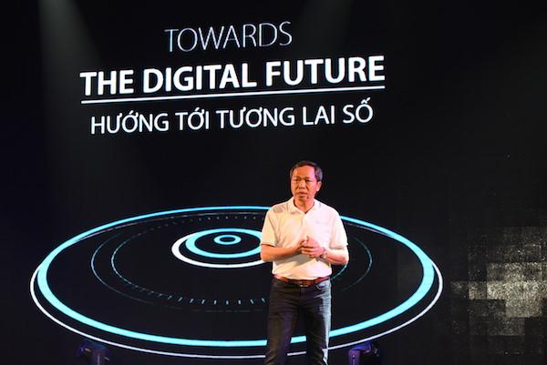 CMC Telecom thay đổi để hướng đến tương lai số