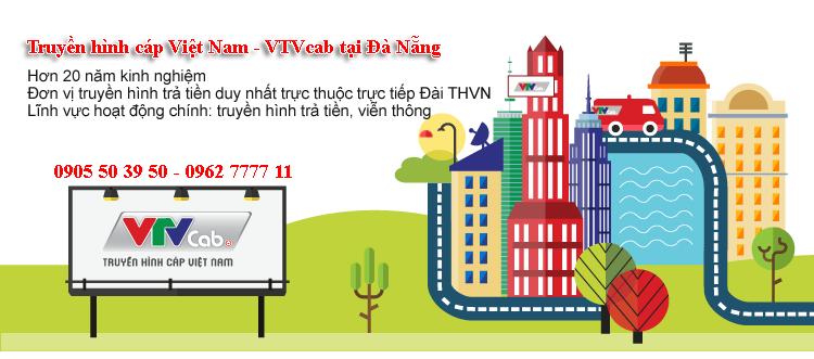 Truyền hình cáp VTVcab tại Đà Nẵng