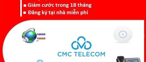CMC Telecom Đà Nẵng khuyến mãi tháng 10-2017